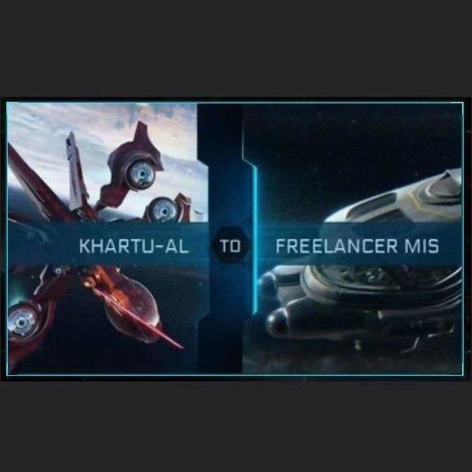 Khartu-Al to Freelancer MIS | Might | Space Foundry Marketplace