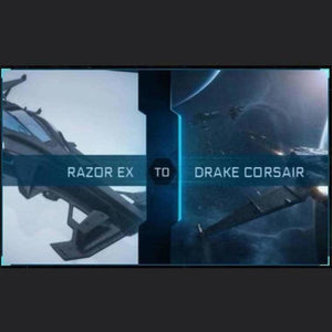 Razor EX to Corsair | Might | Space Foundry Marketplace