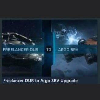 Freelancer DUR to Argo SRV Upgrade | Upgrade | Jpeg_Warehouse | Space Foundry Marketplace.