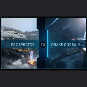 Prospector to Corsair | Might | Space Foundry Marketplace