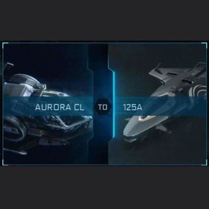 Aurora CL to 125A | Might | Space Foundry Marketplace