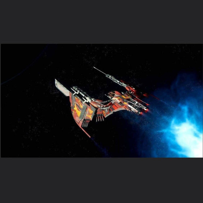 Glaive LTI CCU'd | Standalone CCU'd Ship | Might | Space Foundry Marketplace.