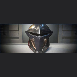SAVIOR COLLECTION 'NIGHTFIRE' PALADIN HELMET | Add-On | Might | Space Foundry Marketplace.