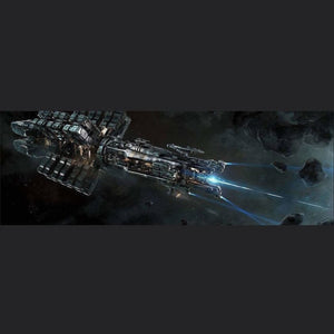 STANDALONE SHIP - RSI ORION ANNIVERSARY 2017 | Standalone Original Concept Ship | OmNomNom | Space Foundry Marketplace.