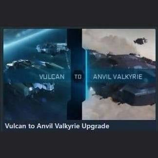 Vulcan to Anvil Valkyrie Upgrade | Upgrade | Jpeg_Warehouse | Space Foundry Marketplace.
