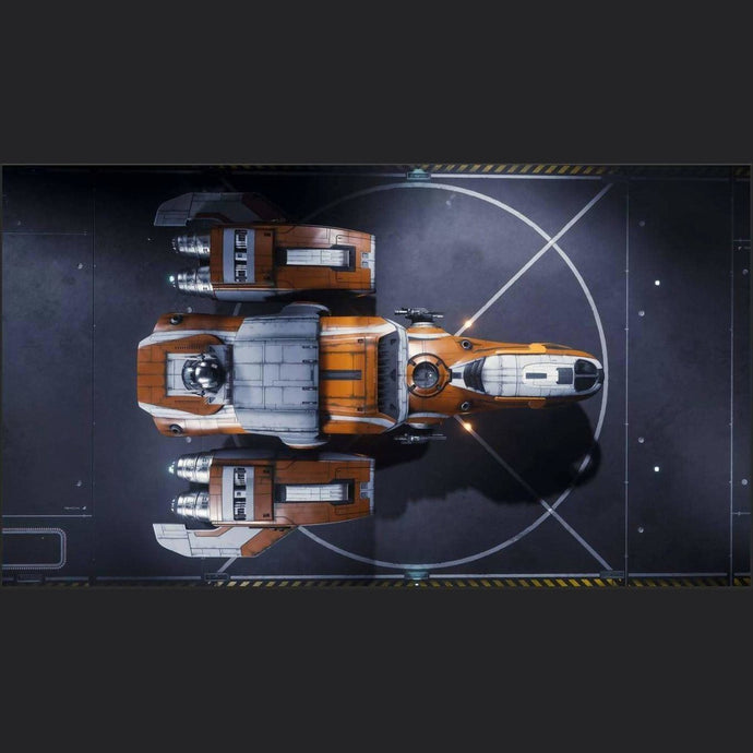 FREELANCER MAX 120m CCU'd | Standalone CCU'd Ship | Might | Space Foundry Marketplace.