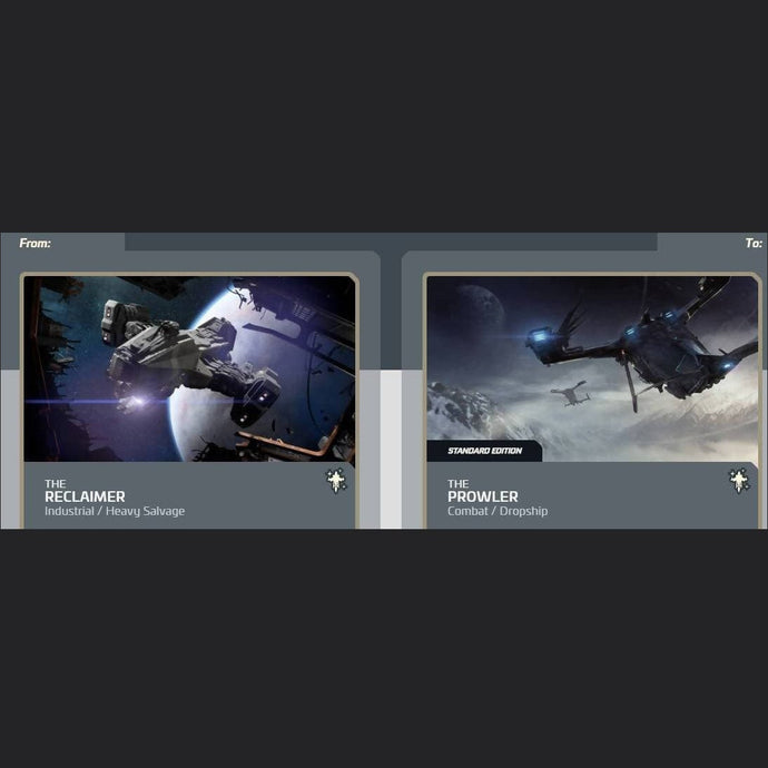 Reclaimer to Prowler Standard Edition | Upgrade | Jpeg_Warehouse | Space Foundry Marketplace.