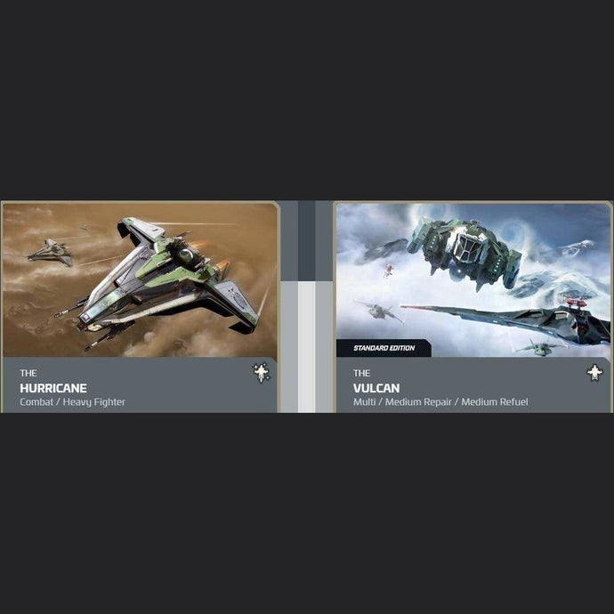 UPGRADE - HURRICANE TO VULCAN | Upgrade | JPEGS STORE | Space Foundry Marketplace.