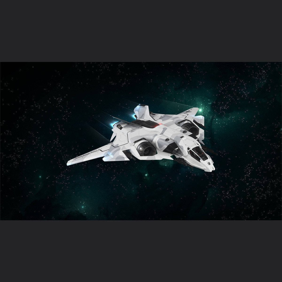 SABRE - POLAR PAINT | Add-On | Eris Space Store | Space Foundry Marketplace.