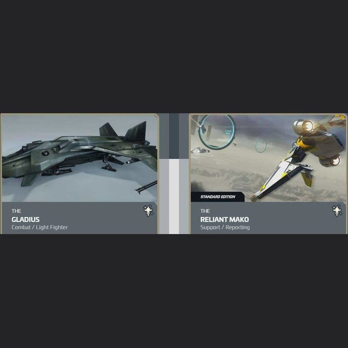 UPGRADE - GLADIUS TO RELIANT MAKO | Upgrade | JPEGS STORE | Space Foundry Marketplace.