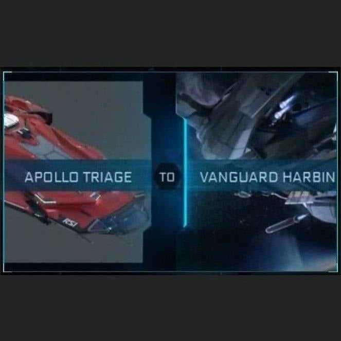 Apollo Triage to Vanguard Harbinger | Might | Space Foundry Marketplace