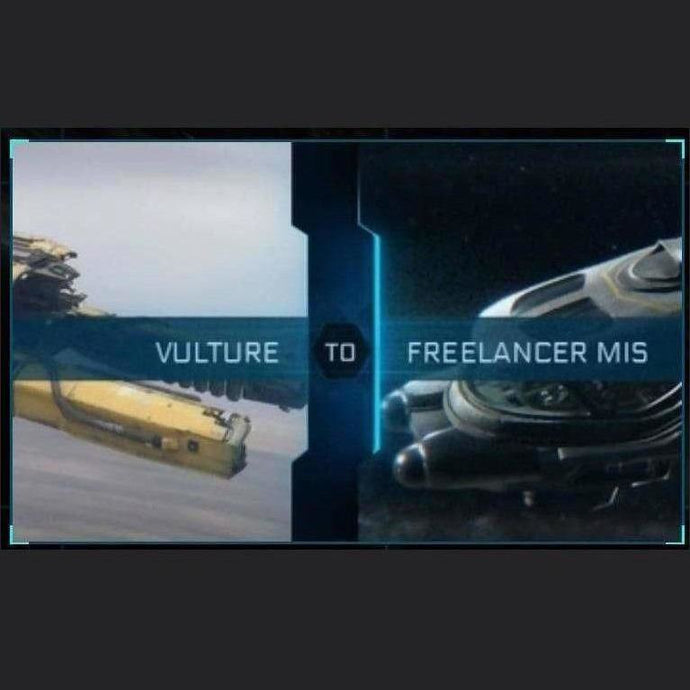 Vulture to Freelancer MIS | Upgrade | Might | Space Foundry Marketplace.