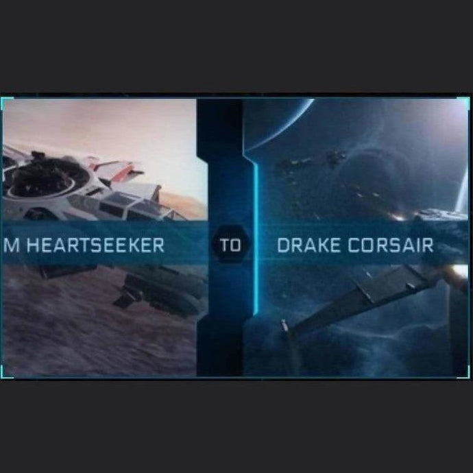 HORNET F7C-M HEARTSEEKER TO CORSAIR | Upgrade | Might | Space Foundry Marketplace.