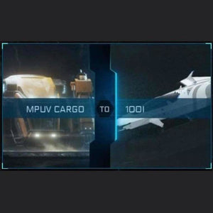 MPVU Cargo to 100i | Might | Space Foundry Marketplace