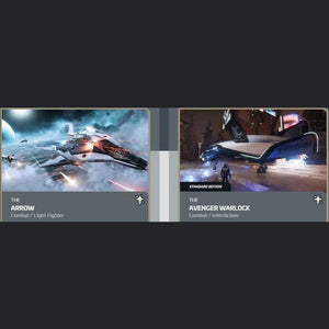 UPGRADE - ARROW TO AVENGER WARLOCK | Upgrade | JPEGS STORE | Space Foundry Marketplace.