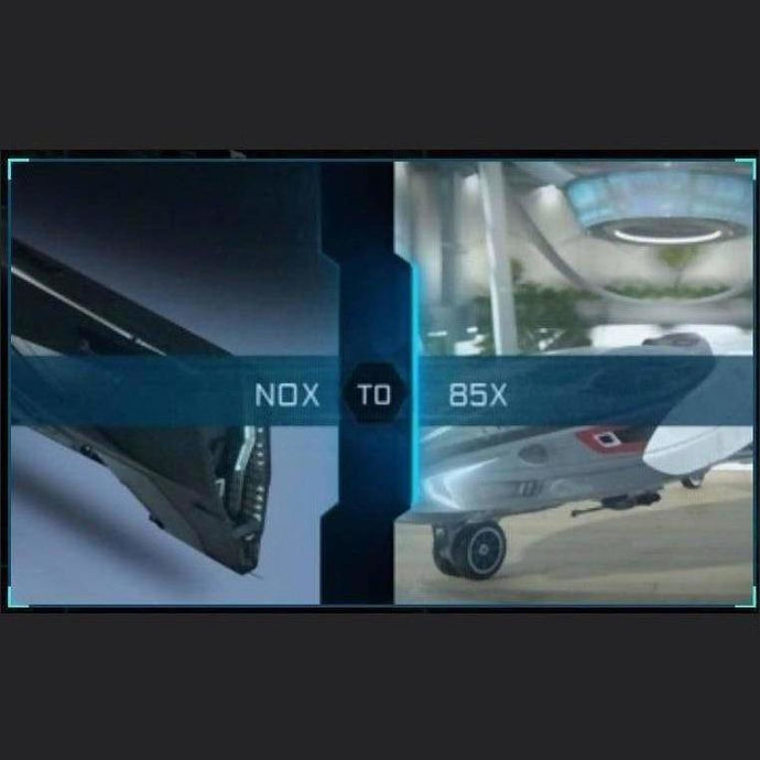 NOX to 85x | Might | Space Foundry Marketplace