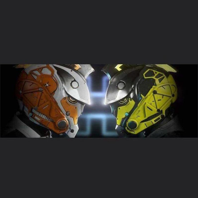 'CAUDILLO' HELMETS PACK #3 BY CC'S CONVERSIONS | Add-On | JPEGS STORE | Space Foundry Marketplace.