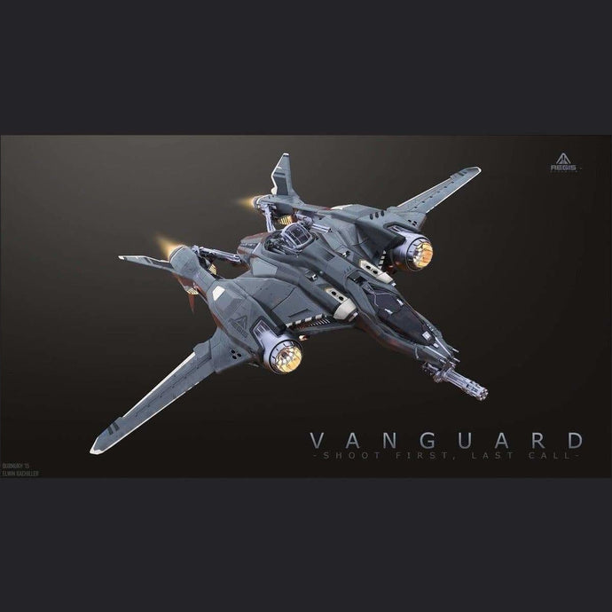 Standalone CCU'd Ship | STARRY HARBOR STORE | Space Foundry Marketplace.