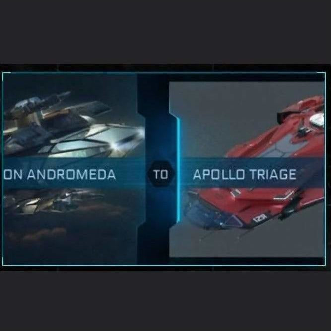 Constellation Andromeda to Apollo Triage | Upgrade | Might | Space Foundry Marketplace.