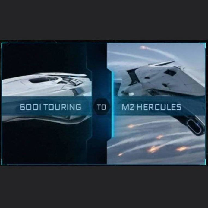 600i Touring to M2 Hercules | Upgrade | Might | Space Foundry Marketplace.