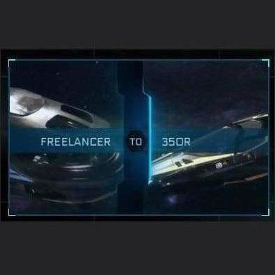 Freelancer to 350r | Might | Space Foundry Marketplace