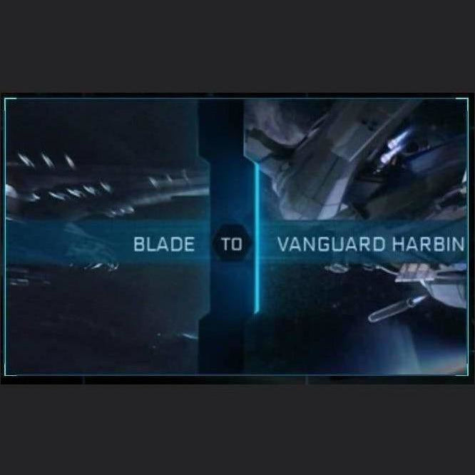 Blade to Vanguard Harbinger | Upgrade | Might | Space Foundry Marketplace.