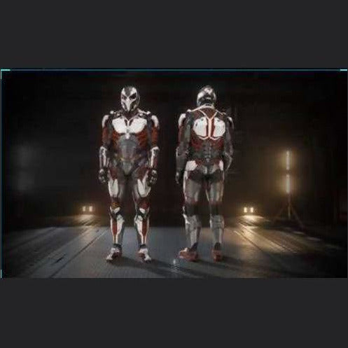 CCC AVES ARMOR & HELMET SET | Add-On | Jpeg_Warehouse | Space Foundry Marketplace.