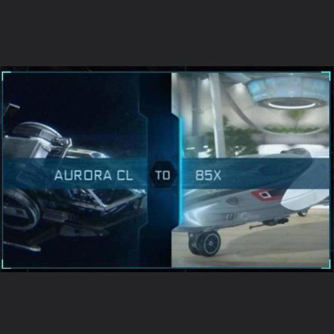 AURORA CL TO 85x | Upgrade | Might | Space Foundry Marketplace.