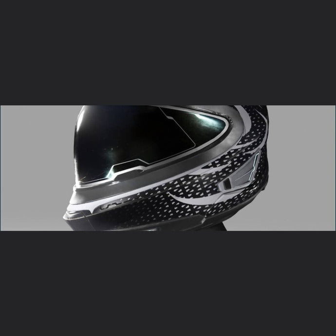 ADD-ONS - GIOCOSO HELMET - OBSIDIAN | Might | Space Foundry Marketplace.