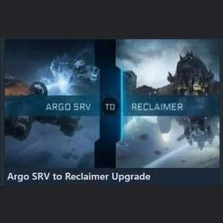 Argo SRV to Reclaimer Upgrade