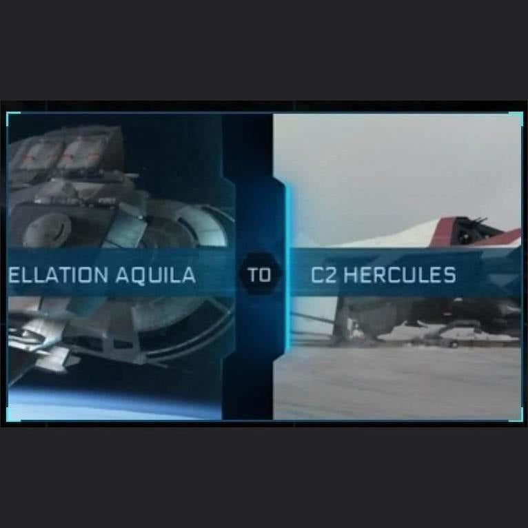 Constellation Aquila to C2 Hercules | Might | Space Foundry Marketplace