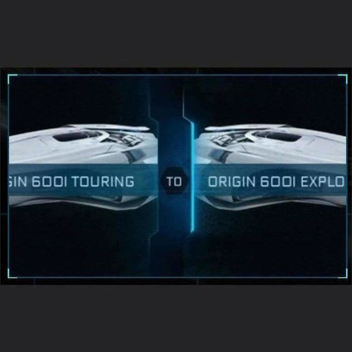 600i Touring to 600i Explorer | Upgrade | Might | Space Foundry Marketplace.