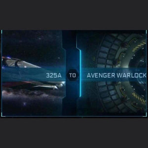 325a to Avenger Warlock | Might | Space Foundry Marketplace