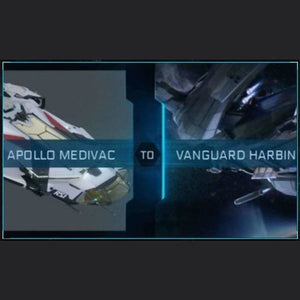 Apollo Medivac to Vanguard Harbinger | Might | Space Foundry Marketplace