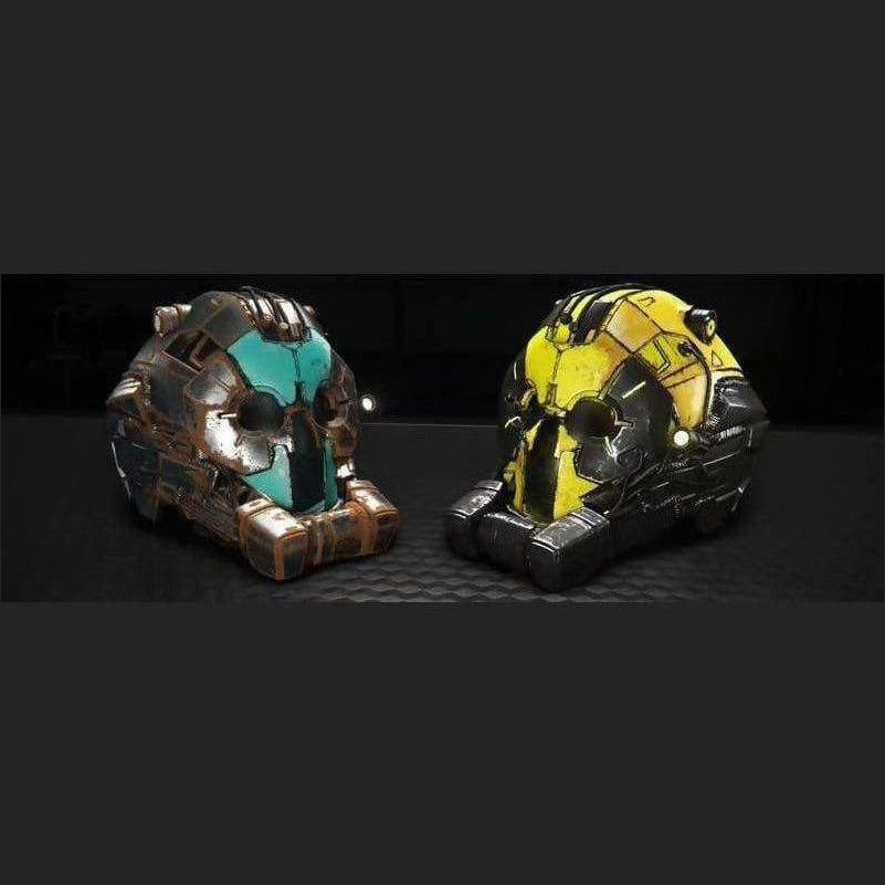 OVERLORD HELMETS 'SILENT STRIKE' PACK | Add-On | JPEGS STORE | Space Foundry Marketplace.