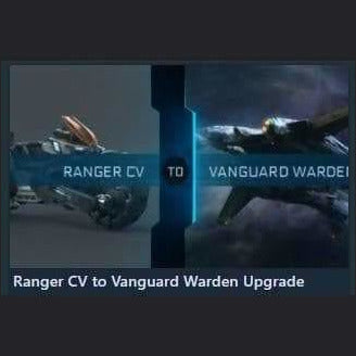 Ranger CV to Vanguard Warden Upgrade
