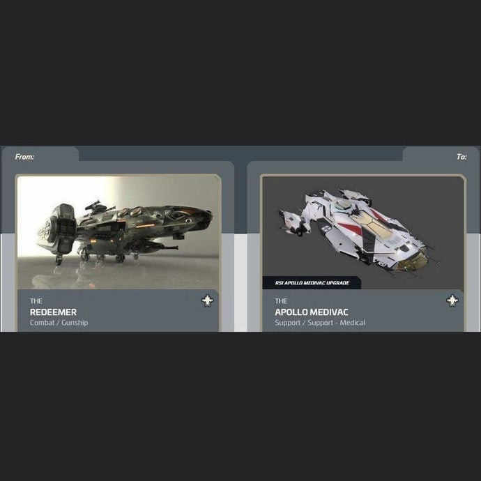 Redeemer to Apollo Medivac | Might | Space Foundry Marketplace