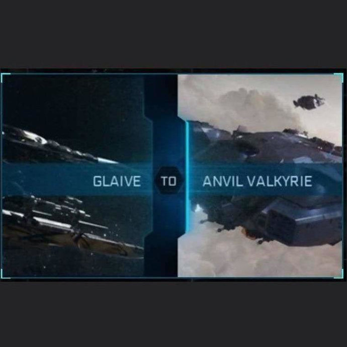 Glaive to Valkyrie | Upgrade | Might | Space Foundry Marketplace.