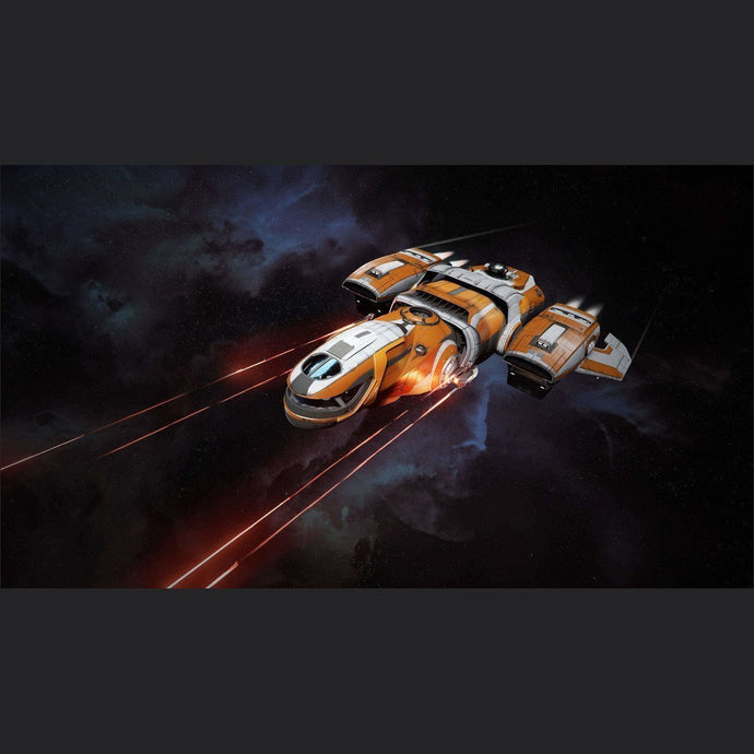 FREELANCER MAX - LTI - CCUed | Standalone CCU'd Ship | JPEGS STORE | Space Foundry Marketplace.