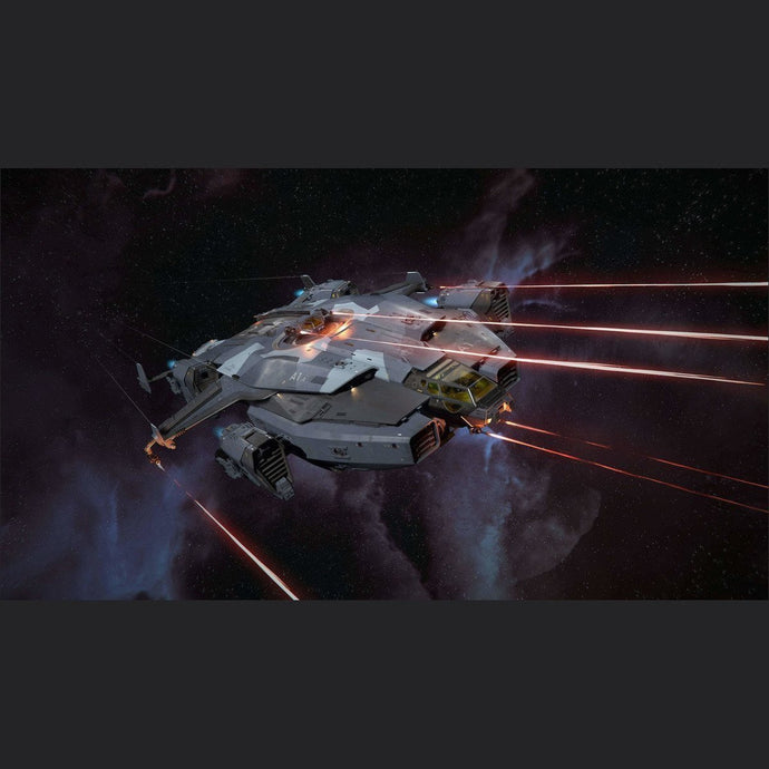 Anvil Valkyrie LTI | Standalone CCU'd Ship | Jpeg_Warehouse | Space Foundry Marketplace.