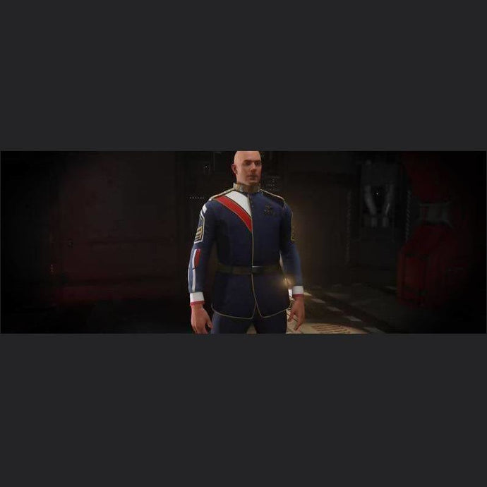 SECOND TEVARIN WAR SERVICE UNIFORM | Add-On | JPEGS STORE | Space Foundry Marketplace.