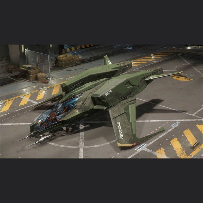 Standalone CCU'd Ship | Might | Space Foundry Marketplace.