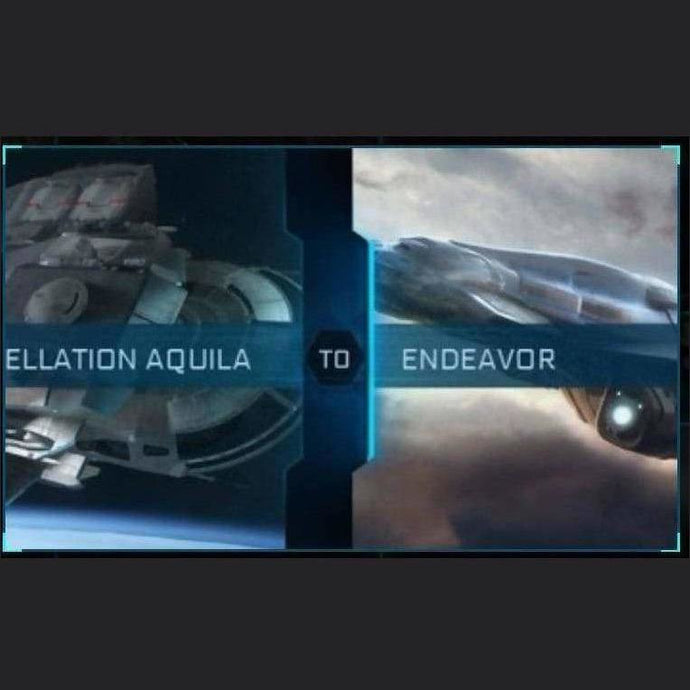 Constellation Aquila to Endeavor | Upgrade | Might | Space Foundry Marketplace.