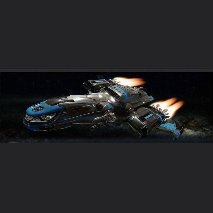 Freelancer 72m CCU'd | Standalone CCU'd Ship | Might | Space Foundry Marketplace.