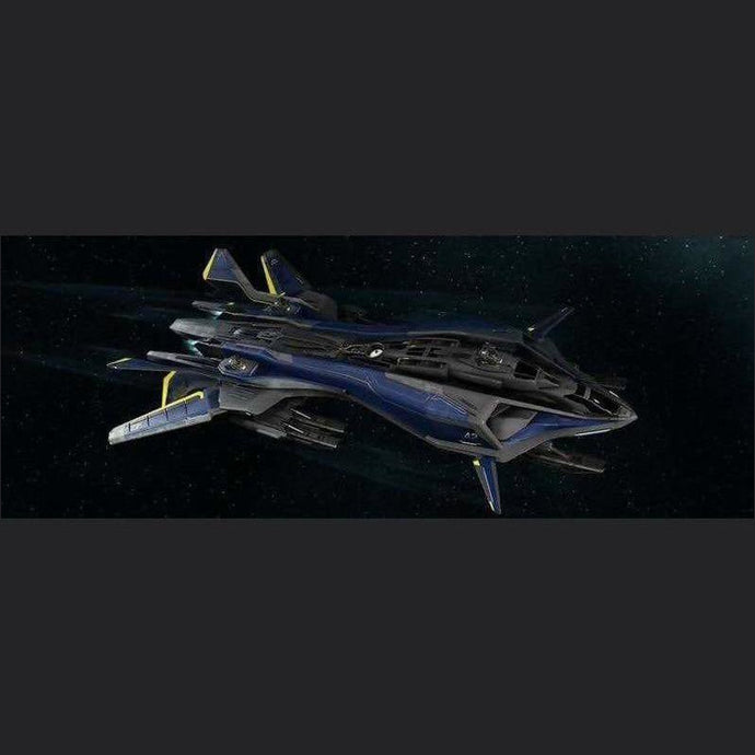 PAINTS - RETALIATOR - 2950 INVICTUS BLUE AND GOLD PAINT | Add-On | JPEGS STORE | Space Foundry Marketplace.