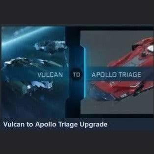 Vulcan to Apollo Triage Upgrade