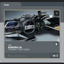 Load image into Gallery viewer, PACKAGE - AURORA LN | Game Package w/ SQ42 | JPEGS STORE | Space Foundry Marketplace.