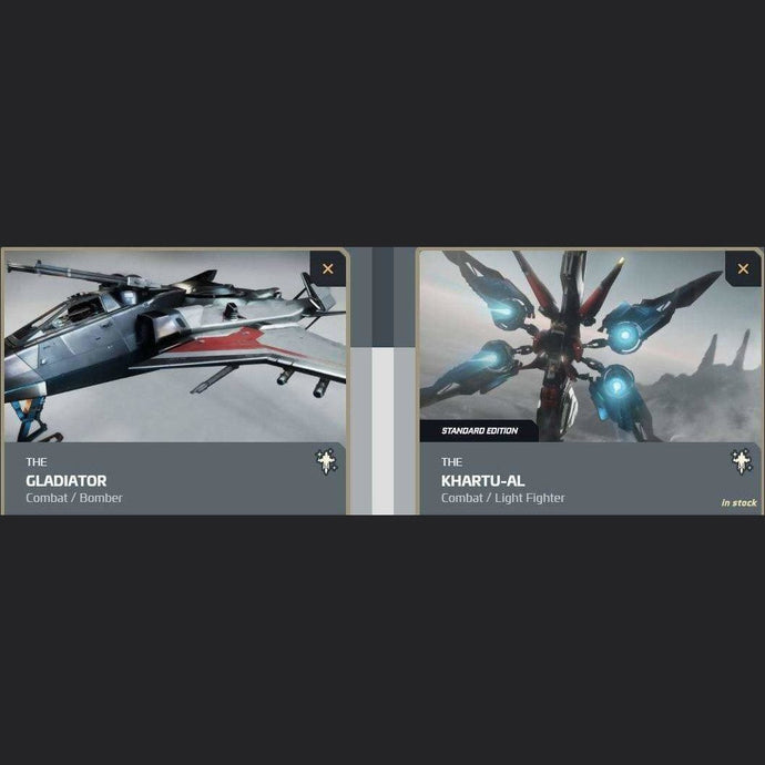 UPGRADE - GLADIATOR TO KHARTU-AL | Upgrade | JPEGS STORE | Space Foundry Marketplace.