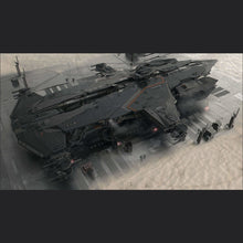 Load image into Gallery viewer, Argo Mole to Hammerhead CCU | Upgrade | The Shadow Shipyard | Space Foundry Marketplace.