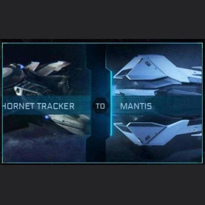 HORNET TRACKER TO MANTIS | Might | Space Foundry Marketplace